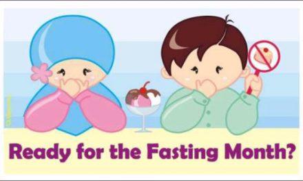 Bulan Berkah, Indahnya Ramadhan
