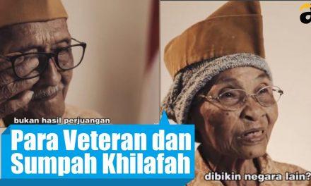 Para Veteran Dan Sumpah Khilafah