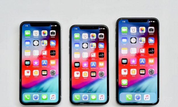 iPhone tipe XS, XS Max, dan XR ? Apa bedanya ?