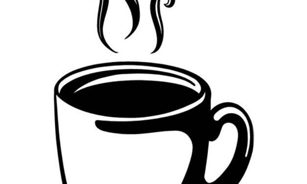 Hari pekat pahit seperti kopi