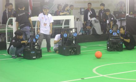 Meraih Strategi Terbaik KRI Regional IV,  Tim Robot Utm Akan Terus Tingkatkan Performa
