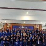 PELANTIKAN ANGGOTA BADAN EKSEKUTIF MAHASISWA DAN BADAN KELENGKAPAN FT 2020